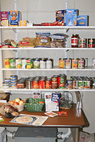 YCFP Food Shelves