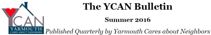 Latest YCAN News!