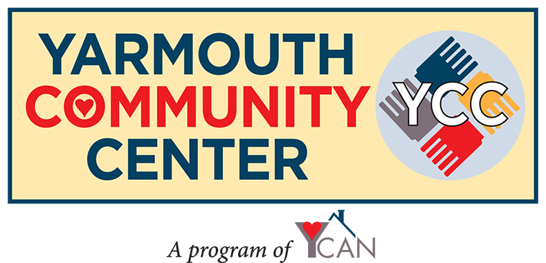 The Yarmouth Community Center now has its own website and logo!